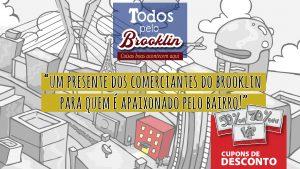 Cupons de Desconto Todos pelo Brooklin